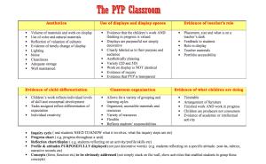 PYP Classroom